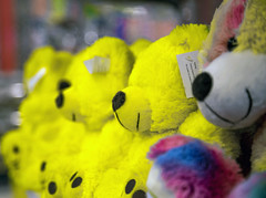 Panda (Shahriar Arifin) Tags: dolls product productphotography panda shop colorful color yellow stilllife