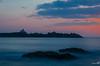 Lighthouse Sunset 02 (haddadzakaria) Tags: 2017 algeria jijel landscape longexposure nature rock sea seascape summer lighthouse sun sunset grandphare