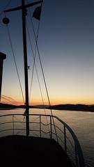 Ulva Ferry Sunset