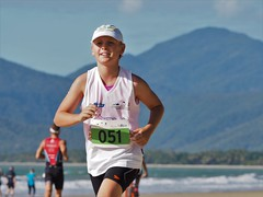 "Coral Coast Triathlon-Run Leg • <a style=""font-size:0.8em;"" href=""http://www.flickr.com/photos/146187037@N03/36268631766/"" target=""_blank"">View on Flickr</a>"