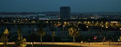 Actur- Zaragoza (portalealba on holidays) Tags: zaragoza aragon españa spain portalealba canon eos1300d torre noche nocturna