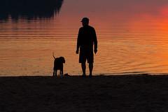 IMG_4182 (d_propp) Tags: elkislandnationalpark astotin lake astotinlake sunset sun sky water summer