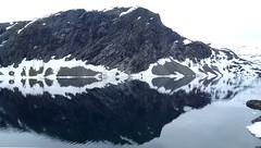 Djupvatnet (Geiranger) (bestauf) Tags: djupvatnet geiranger norge spiegelung see