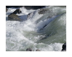 Icicle Creek (Daiku_San) Tags: film ishootfilm colorfilm mediumformat usetheforce 120film 645 zenzabronicaetrsi zenzanonmc1504 fujipro400h epsonv500