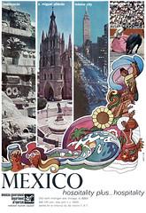 1970 Mexico tourism ad (Tom Simpson) Tags: 1970 mexico tourism ad 1970s travel vintage ads advertising advertisement vintagead vintageads