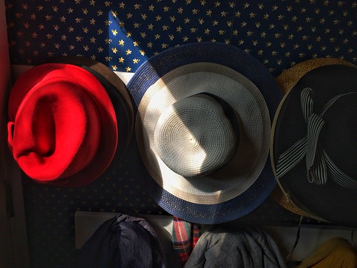 Marion's hats