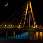 The night view of Southport thumbnail