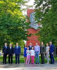Expedition 52-53 Crew and Family Members (NASA Johnson) Tags: russia kazakhstan astronaut cosmonaut roscosmos europeanspaceagency nasa esa russianfederalspaceagency