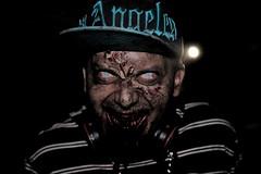 Zombie #1 (Strocchi) Tags: zombie canon eos6d 24105mm flash streetofundead labirinto dedalo savio 2017 cosplay