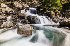 Cogne (AO), Valle d'Aosta, Italy (Manu Arjuna - Landscapes) Tags: cogne aosta valledaosta italia italy 0165 39 cascatedilillaz lungaesposizione filternd1000 filtrond1000 canon6d 24105mmf4lisusm manuarjuna