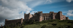 Bamburgh castle (Deborah S-C - In The Fairy Garden! - Poorly :-() Tags: bamburghcastle northumberland northeastengland spectacular magnificent architecture historical httpwwwbamburghcastlecom