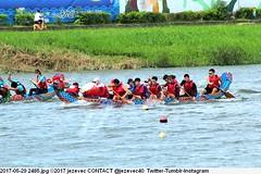 2017-05-29 2485 (Badger 23 / jezevec) Tags: 2017 20170529 dajia dragon dragonboat festival taiwan history culture travel tourism duanwufestival zhongxiaofestival 忠孝節 龍船節 龍舟節 端午节 端午節 龍舟 龙舟 龍船 龙船 taipei ֵ台北 臺北市 taipeh taןpeh ταϊπέι 타이페이 тайбэй 台北市 ტაიბეი تايبيه taibei đàibắc taipé tchajpej rowing sports boat barco шлюпка 배 ボート barca βάρκα bateau 小船 člun veneillä csónak łódź boating vessel photo picture image watersports watercraft asia tradition