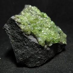 Оливин на базальте (Каталог Минералов) Tags: минералы камень оливин на базальте mineral stone