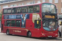 National Express West Midlands Volvo B7TL/Wright Eclipse Gemini 4642 (BX54 DGE) (Acocks Green) 'Arya' (john-s-91) Tags: nationalexpresswestmidlands volvob7tl wrighteclipsegemini 4642 bx54dge solihull route72 valerian