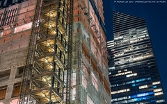 15 and 10 (20170716-DSC07287) (Michael.Lee.Pics.NYC) Tags: newyork hudsonyards highline construction elevator architecture sony a7rm2 zeissloxia50mmf2