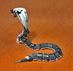 LEGO Mecha King cobra-05 (ToyForce 120) Tags: lego robot robots mecha mech mechanic legomech legomoc