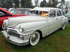 1949 DeSoto Custom (splattergraphics) Tags: 1949 desoto custom mopar carshow aacaeasterndivisionfallmeet antiqueautomobileclubofamerica hersheypa