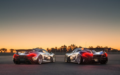 Road & Track. (Alex Penfold) Tags: mclaren p1 gtr p1gtr chrome supercars supercar super car cars autos alex penfold 2017 spain track race