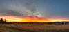 Wide Panorama: Winter Dusk Over Farmlands Near Mudgee , NSW (Craig Jewell Photography) Tags: australia clouds cloudy dusk mudgee nsw orange sunset winter f56 ef1635mmf28liiusm ¹⁄₄₀sec canoneos1dmarkiv iso1250 35 20170627064800x0k0372345678edittif unknownflash