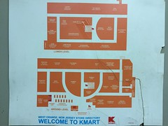 IMG_3184 (Maniac4Bricks) Tags: abandoned store tour kmart kbtoys sears shop your way new jersey west orange caldwell mall essex