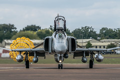 McDonnell Douglas F-4E Phantom II (Manx John) Tags: hellenicairforcemcdonnelldouglasf4ephantomii01508 hellenic air force mcdonnell douglas f4e phantom ii 01508 cn 4470 riat2017