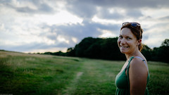 Just a day (or two) in the park (marco sees things) Tags: london relax holidayfeeling chill nature calmness park quiet weekendfeeling weekend hampsteadheath ilaria