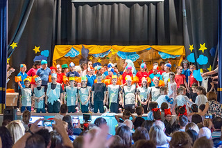 End-of-Year School Play, Montalto, June 2017