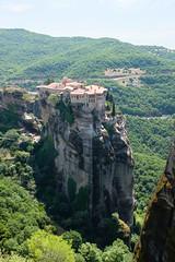 Varlaam Monastery (Rodney Topor) Tags: greece meteora varlaam monastery landscape fujifilmx100s architecture