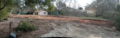 IMG_1714_18 stitch Mr Fluffy cleared block in Scullin (spelio) Tags: canberra act australia 2017 july house housing place homes architecture mrfluffy asbestos removal demolition clearing blocks