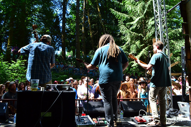 Northwest String Summit | Horning's Hideout, OR | 7/13/17