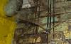 Bad escape (misterblue66) Tags: schtroumpf smurf d610 nikon nikonpassion microcosme spider araignée fuite évasion escape sentinelle sentry sentinel 2470 tamron geets benoitgeets misterblue