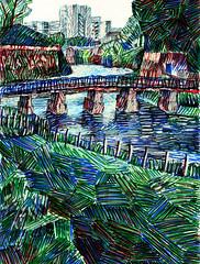 Pont de la Citadelle, Calais