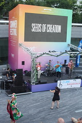 Seeds of Creation (2017) 08 (KM's Live Music shots) Tags: worldmusic algeria italy chaabi gnawa arabicmusic seedsofcreation musicdayuk londonbridgecitysummerfestival thescoop