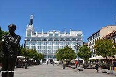 Plaza Santa Ana...Madrid. (yayolorenzo) Tags: plaza santa anamadrid