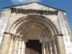 Iglesia de São Pedro - Portada