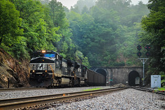 Montgomery Throwback (Peyton Gupton) Tags: cpl montgomery tunnel tunnels christiansburg district