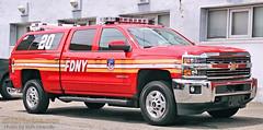 FDNY Battalion 20 (Seth Granville) Tags: fdny battalion 20 chevrolet silverado 2500hd chief fire