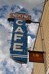 The Main Cafe (Patinagal) Tags: signage relic decay patina vintage