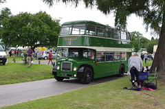 IMGP2216 (Steve Guess) Tags: anstey park alton hampshire england gb uk bus rally running day event gathering vectis southern bristol lodekka fs preserved historic