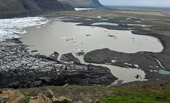 DSB_5623 (Dirk Rosseel) Tags: skaftafellsjökull iceland glacier lagoon ice moraine skaftafell