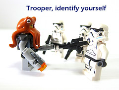 Trooper, identify yourself (WhiteFang (Eurobricks)) Tags: lego collectable minifigures series city town space castle medieval ancient god myth minifig distribution ninja history cmfs sports hobby medical animal pet occupation costume pirates maiden batman licensed dance disco service food hospital child children knights battle farm hero paris sparta historic ninjago movie sensei japan japanese cartoon 20 blockbuster cinema