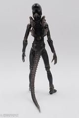 _DSC0957 (ZeroToyz) Tags: alien thedrone エイリアン revoltech 山口式 海洋堂 海洋堂山口式