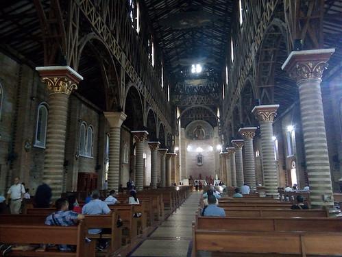 Colombia, Pereira, Church