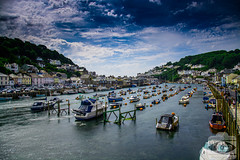 Looe ... Cornwall (http://www.grazynabudzenphotography.co.uk/) Tags: landscape landscapeseascape light looe beauty grazynaphotography nikon ngc nature natura d5200 day sky skyscape cornwall