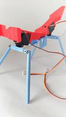 P_20170720_161143_edit (fabricadenerdes) Tags: educação print3d printer stem impressão3d impressora3d modelagem fusion360 solidworks robotics omgrobots competiçãoderobótica claw makerbot ultimaker design engenharia