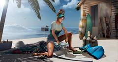Surf... Pura Vida (Anuska L.) Tags: surf surfersoul surflife surfmypasion surfers beach sun summer summertime summercolours summeritshere sand secondlife sea waves water i♥surf fashionblog fashionvictims fashionstyle femme fashionista fashionblogger fahionstyle femalefashion fresh feeltherush 3d 3dpeople 3dgirls 3design 3dfashion digital digitalart digitalphotography digitalfashion foxy tram genesislab mossu flow osmia boystothebone friday izzies´s dustbunny ariskea realevileindustries theepiphany theliaisoncollaborative collabor88 justmagnetized appliqué theseasonsstory