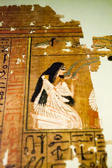 Sniff (Stray Toaster) Tags: cambridge fitzwilliam museum egyptian book dead papyrus ramose