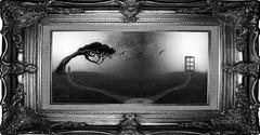 Fade into Your Gateway (Skin Soul) Tags: skinsoul sofiacameiraafonso illustration art photo conceptualphotography creativeartphoto thetravelerproject