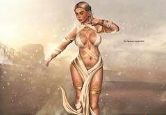Desert princess♥♥ (Nayra Collas) Tags: we♥roleplay fantasy desert vibes nayracollas secondlife games avatars