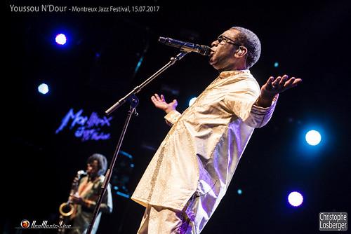 Youssou N'Dour @ Montreux Jazz Festival